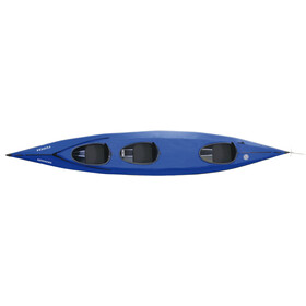 Triton advanced Vuoksa 3 Advanced Kayak Complete Set blue/black